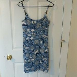 Ann Taylor Loft Mini Dress